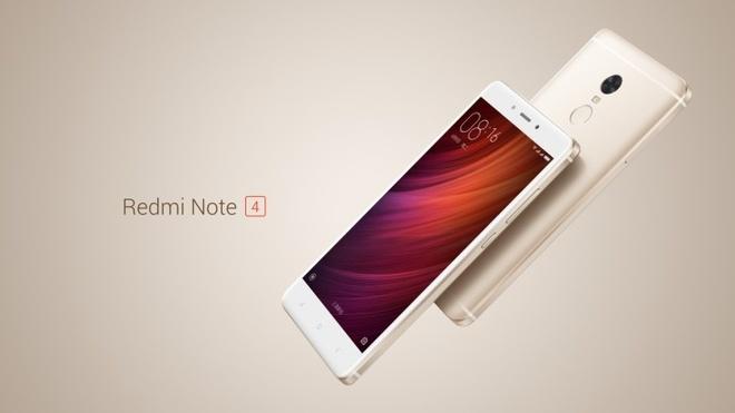 Xiaomi ra mat Redmi Note 4 gia tu 135 USD hinh anh 1