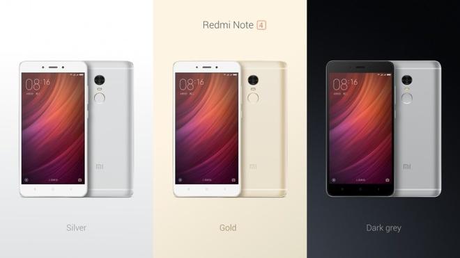 Xiaomi ra mat Redmi Note 4 gia tu 135 USD hinh anh 2