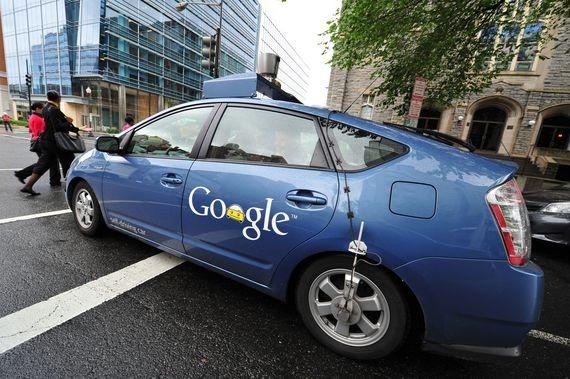Google khong biet xe tu lai xu ly tai nan nhu the nao hinh anh