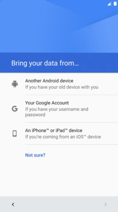 Google khuyen khich chuyen sang Android anh 1