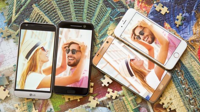iPhone 7 chua san sang dung man hinh AMOLED hinh anh