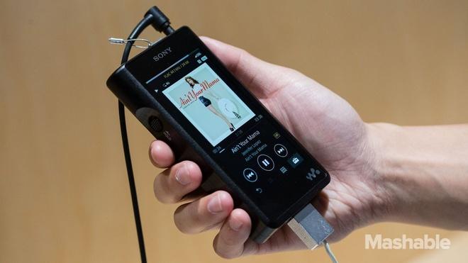 Sony ra mat Walkman moi anh 2