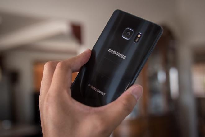 Bao My che cach Samsung thu hoi Note 7 hinh anh 1