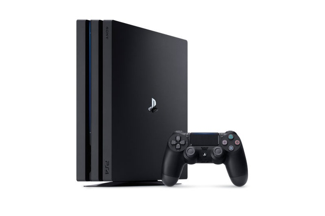 Sony ra mat PS4 Pro ho tro choi game 4K hinh anh 1