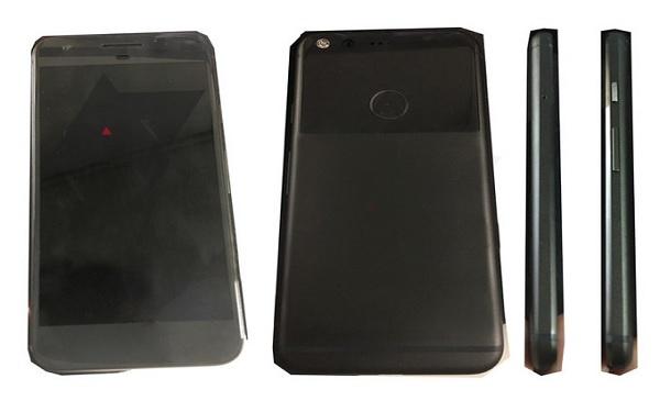 Google Pixel chay Snapdragon 821 dau tien tai My hinh anh