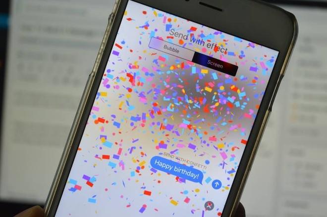 iOS 10 chinh thuc cho tai tai Viet Nam hinh anh