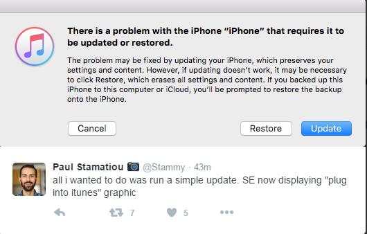 Cap nhat iOS 10 gap loi bien iPhone thanh 'cuc gach' hinh anh 2
