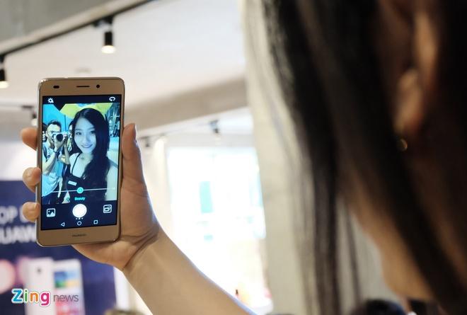 Huawei GR5 Mini ra mat, thiet ke kim loai, gia tu 4 trieu hinh anh 10