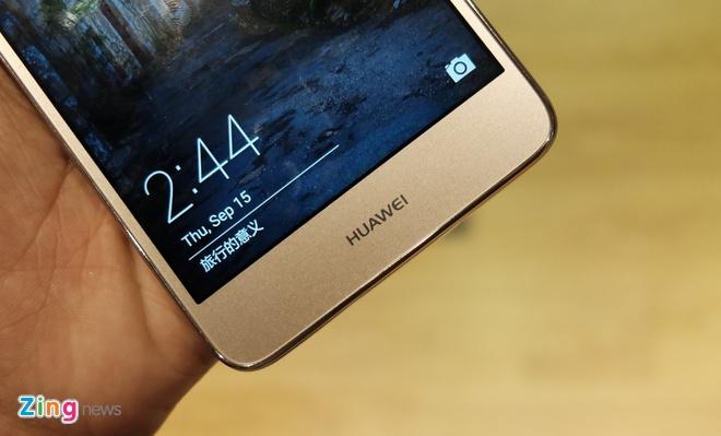 Huawei GR5 Mini ra mat, thiet ke kim loai, gia tu 4 trieu hinh anh 7