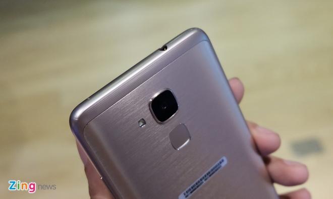 Huawei GR5 Mini ra mat, thiet ke kim loai, gia tu 4 trieu hinh anh 8