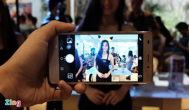 Huawei GR5 Mini ra mat, thiet ke kim loai, gia tu 4 trieu hinh anh 9