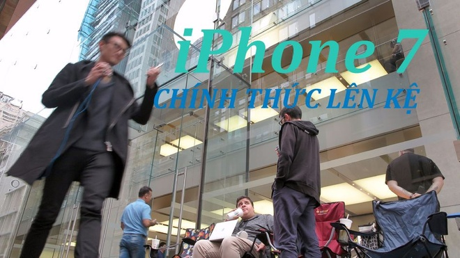 Tuong thuat su kien iPhone 7 ban ra toan cau hinh anh