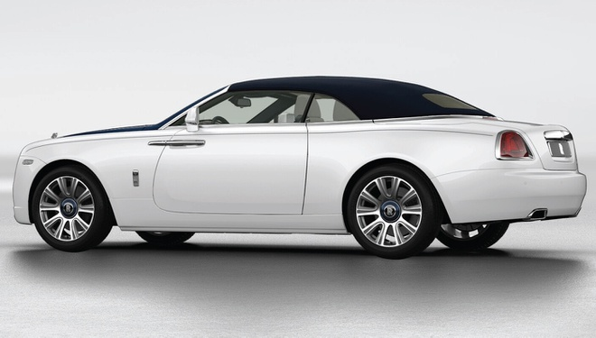 Rolls-Royce Nautical Dawn phong cach du thuyen la mat hinh anh 3