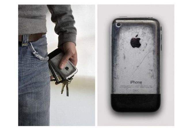 'Dung quan tam tray xuoc khi dung iPhone 7 Jet Black' hinh anh 2