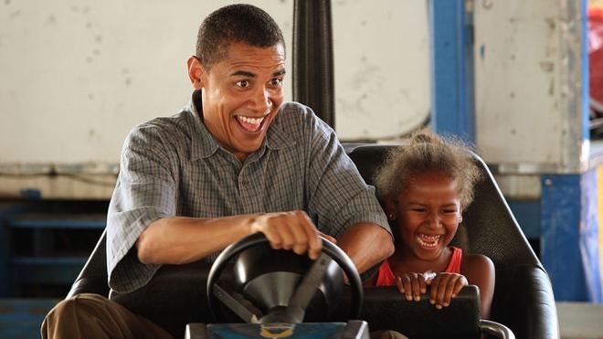 Tong thong Obama len tieng ung ho xe tu lai hinh anh 1