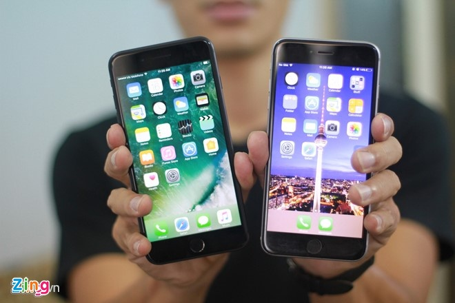 iPhone 7 se khong dat duoc doanh so cao nhu iPhone 6S hinh anh 1