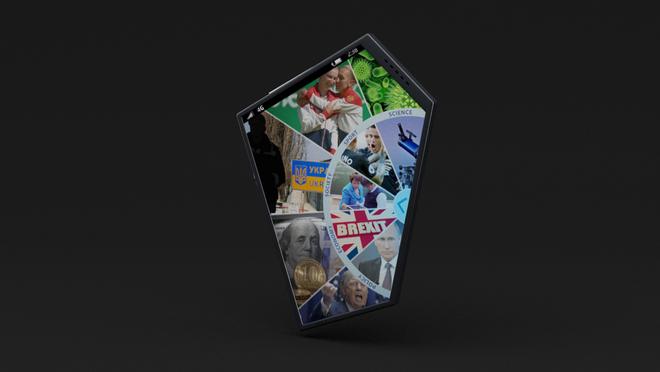 Concept smartphone Nokia hinh ngu giac hinh anh 5