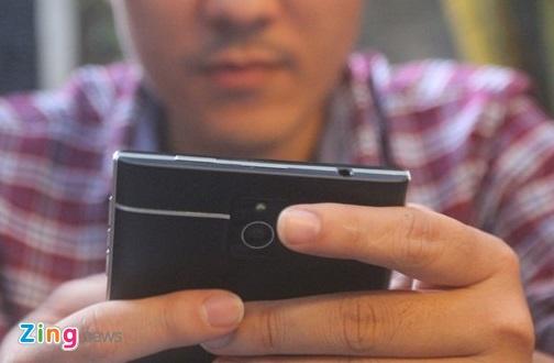 BlackBerry da chet hinh anh