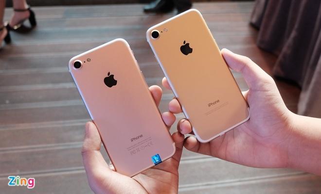 iPhone 7 nhai voi nut Home moi, gia 3 trieu dong tai TP.HCM hinh anh 11
