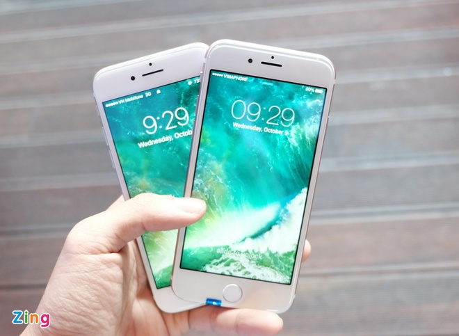 iPhone 7 nhai voi nut Home moi, gia 3 trieu dong tai TP.HCM hinh anh 15