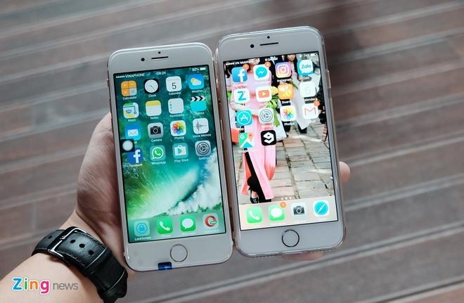 iPhone 7 nhai voi nut Home moi, gia 3 trieu dong tai TP.HCM hinh anh 9