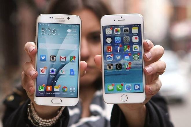 Apple kien Samsung va he luy cho ca nganh cong nghe hinh anh