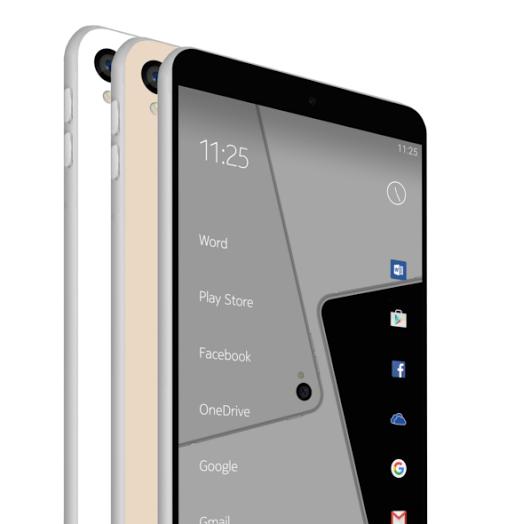 Di dong Android cua Nokia san xuat o Viet Nam hinh anh