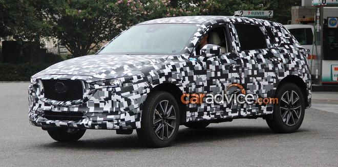 Mazda CX-5 2017 sap xuat hien hinh anh 2