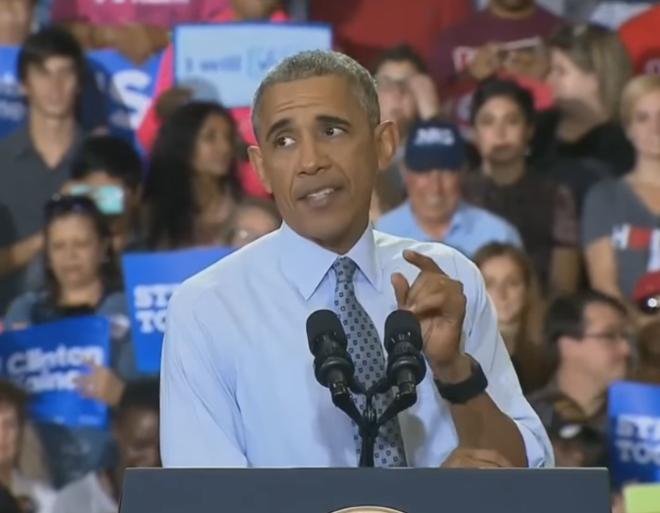 Obama den Ohio 'cuu' ba Clinton hinh anh