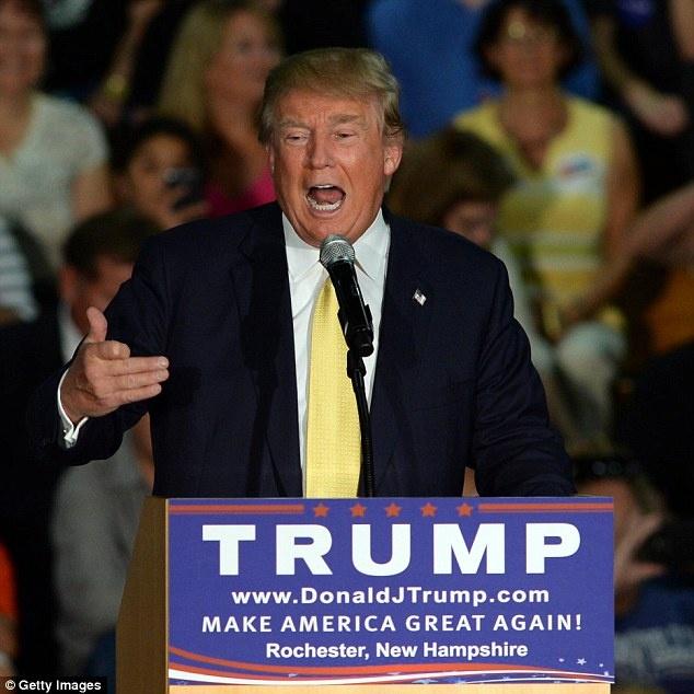 Donald Trump tuyen bo khong nhan luong tong thong hinh anh 1