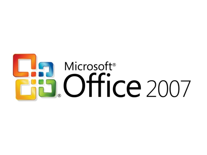 Microsoft dung ho tro Microsoft Office 2007 anh 1