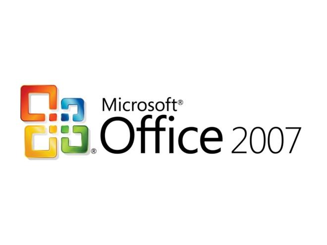 Microsoft dung ho tro bo sung Office 2007 hinh anh 1