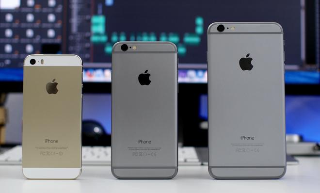 iPhone 5S van ban tot truoc con loc iPhone 6 gia re hinh anh 1
