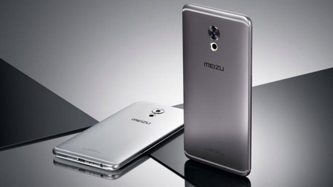 Meizu Pro 6 Plus ra mat voi cau hinh giong het Note 7 hinh anh 1