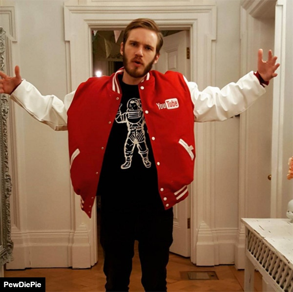 PewDiePie - bieu tuong thanh cong va tranh cai tren YouTube hinh anh 1