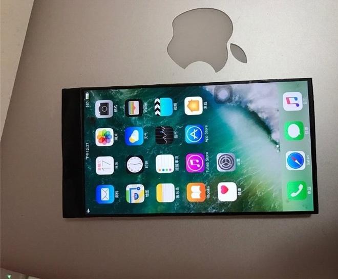 Nguoi dung tu do iPhone 6S Plus thanh Xiaomi Mi Mix hinh anh