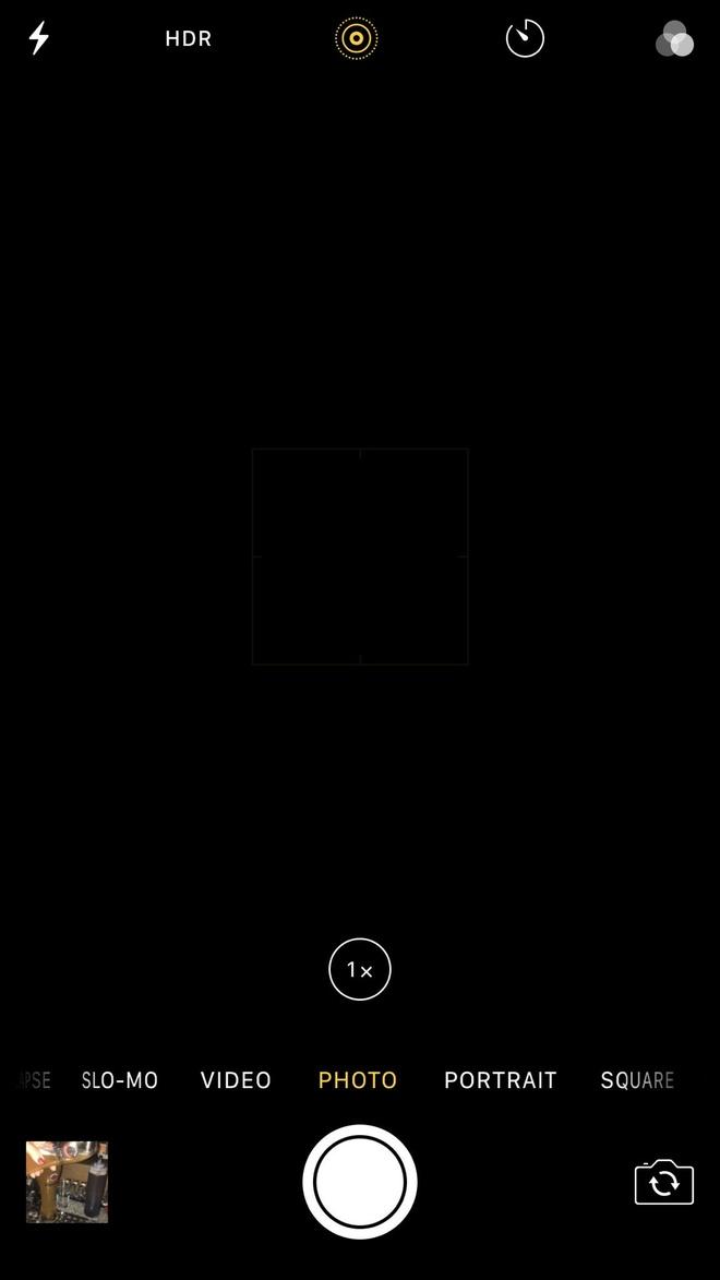 iPhone 7 Plus loi camera anh 1
