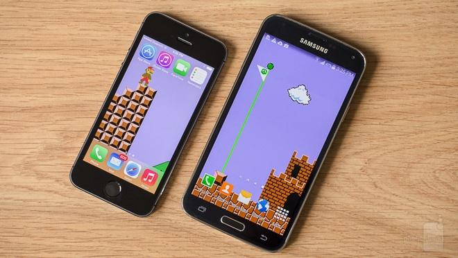 chuyen tu iPhone sang Android anh 1