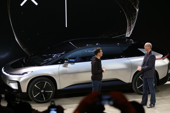 Faraday Future trinh lang xe tang toc nhanh nhat the gioi hinh anh 4