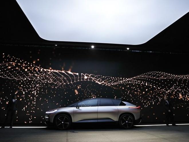 Faraday Future trinh lang xe tang toc nhanh nhat the gioi hinh anh 3