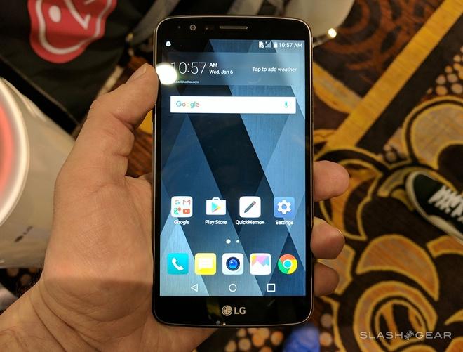 LG Stylus 3 anh 1