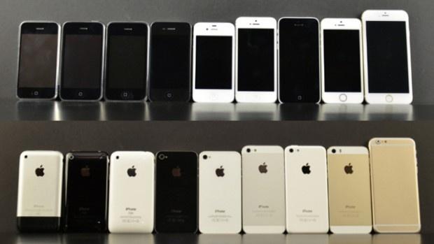 Ngay nay 10 nam truoc, iPhone ra doi hinh anh 3