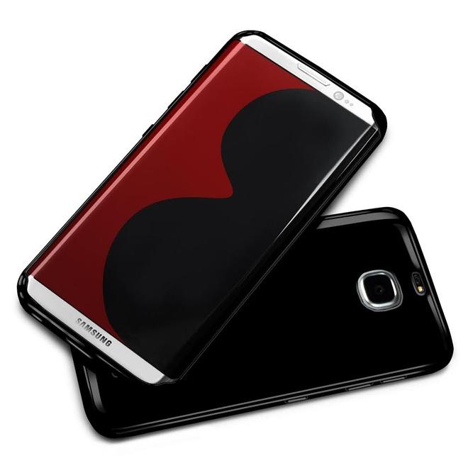Nhieu anh ro ri Galaxy S8 lien tiep xuat hien hinh anh 1