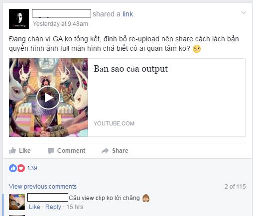 Clip phan cam anh huong lon den cong dong YouTube Viet Nam hinh anh 2