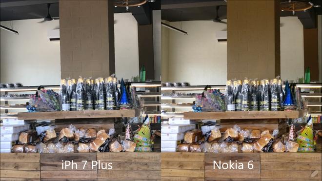 So sanh camera iPhone 7 Plus va Nokia 6 hinh anh 2