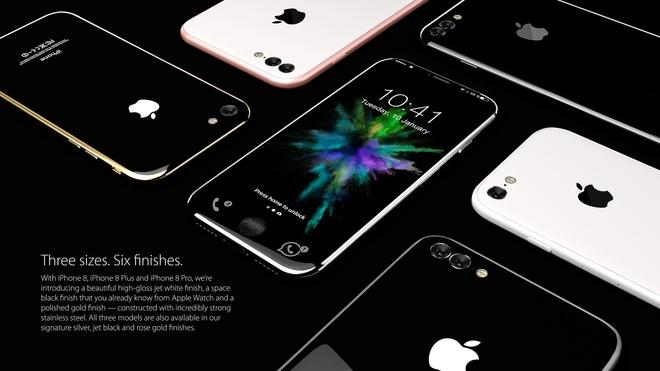 Thiet ke iPhone 8 voi Apple Pencil, cam bien mong mat hinh anh 6