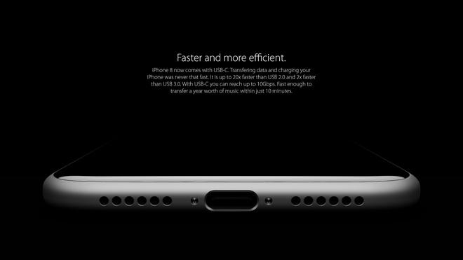 Thiet ke iPhone 8 voi Apple Pencil, cam bien mong mat hinh anh 5