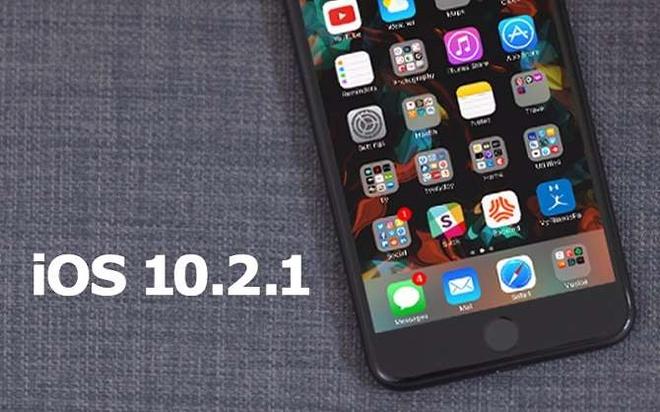 iOS 10.2.1 ra mat hinh anh
