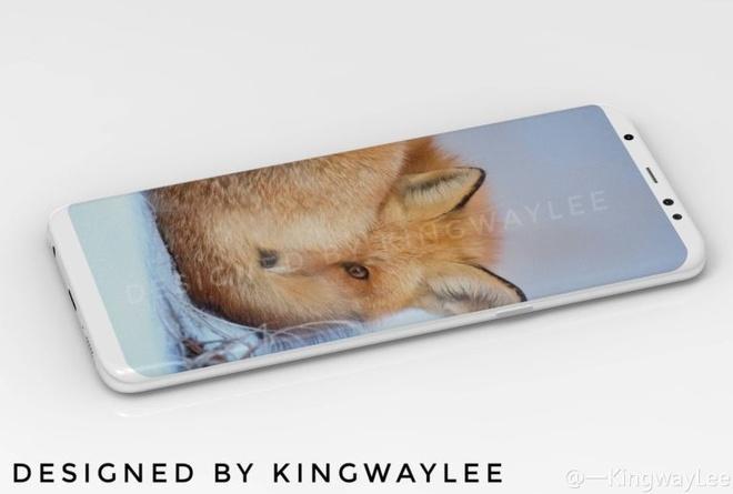 Thiet ke Galaxy S8 duoc danh gia dep nhat tu truoc den nay hinh anh 2