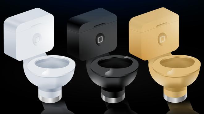 Apple xay toilet hinh iPhone cho nhan vien hinh anh 1